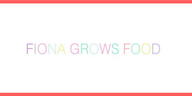 Grow Interview | Fiona Grows Food