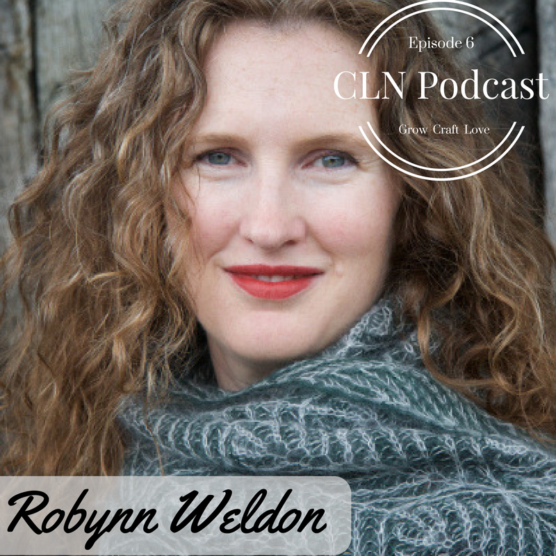 CLN Podcast Episode 6 with Robynn Weldon