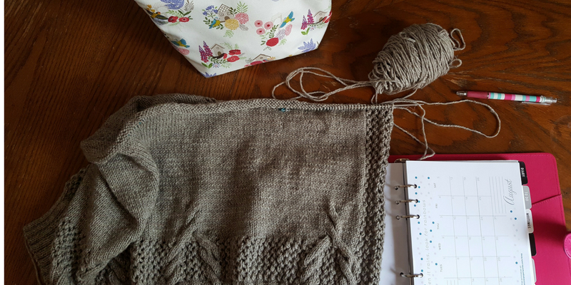 Craft | Knitting Funk – The Evil Sleeves