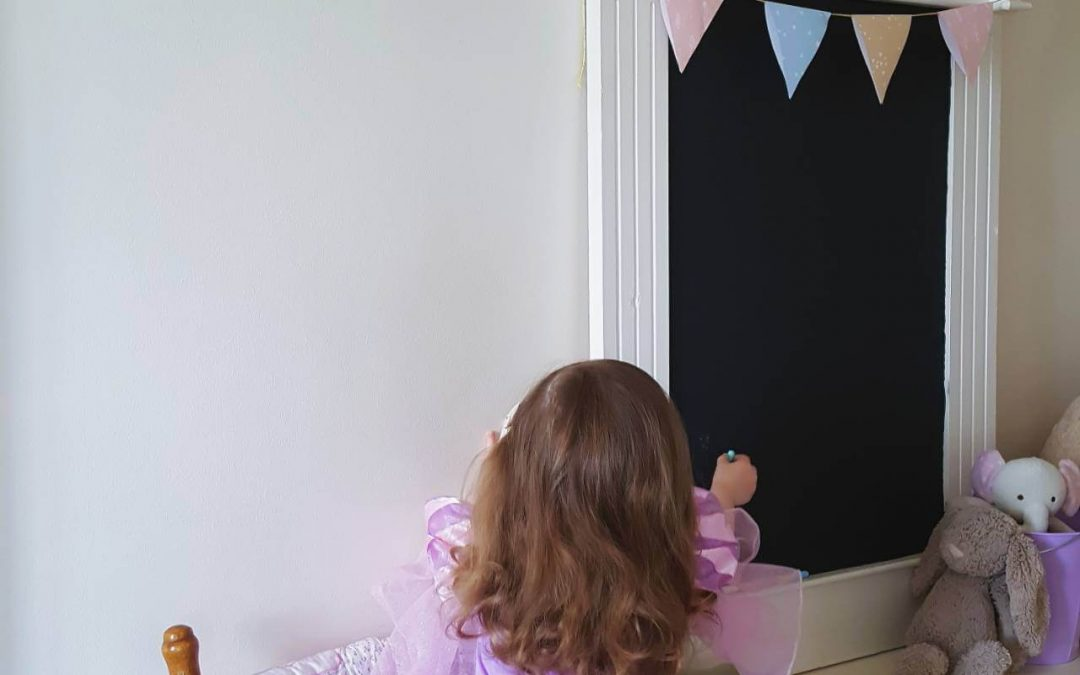 Craft | Chalkboard Upcycle