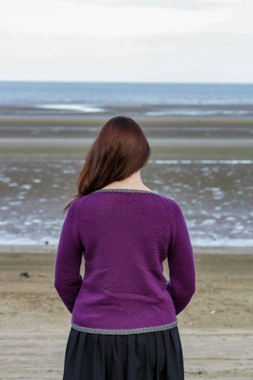 Erea Sweater. Photo Credit - J. Seaver