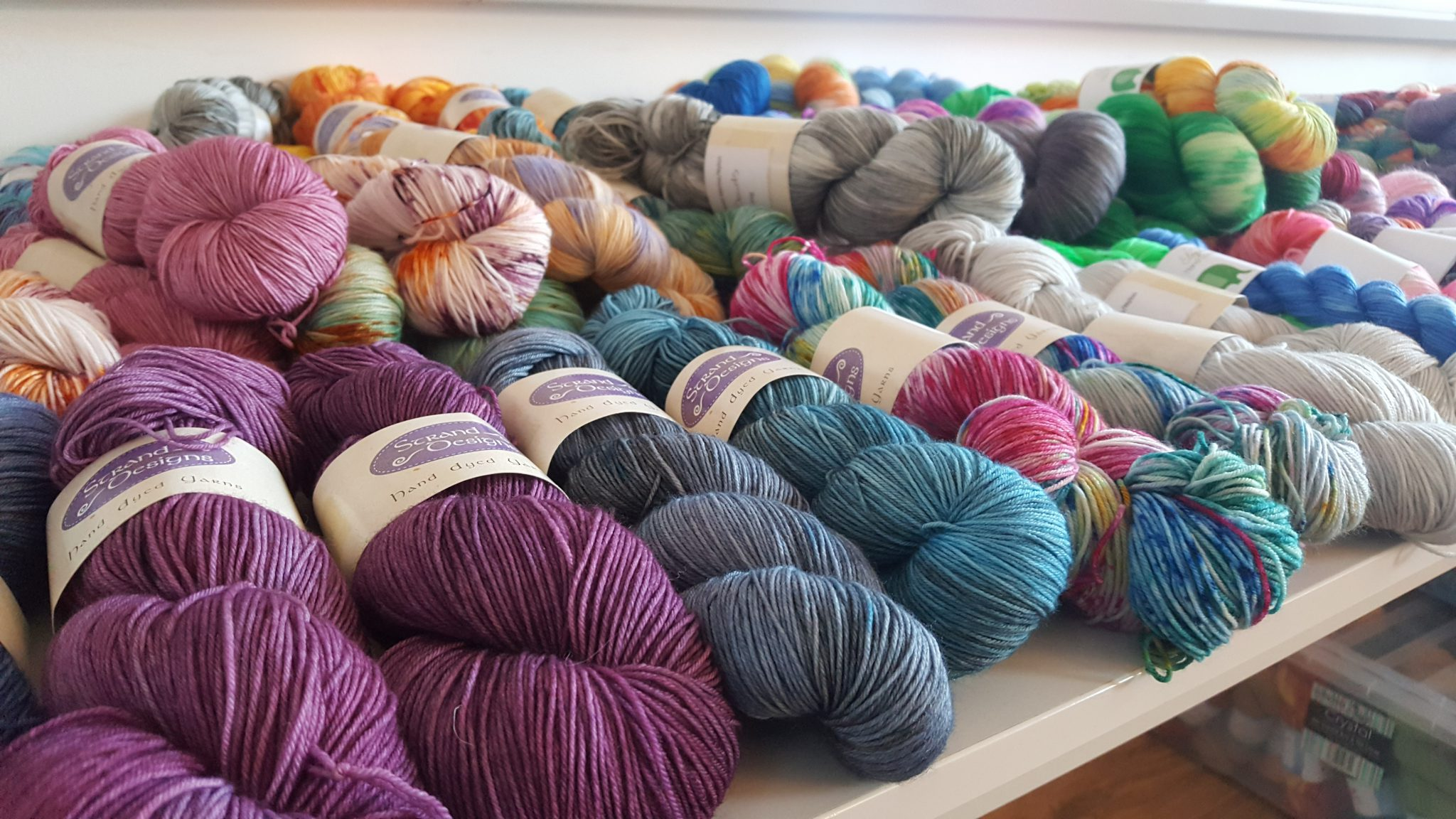Craft | The Constant Knitter, Brooklyn Tweed & Hand Dyed Yarn Galore