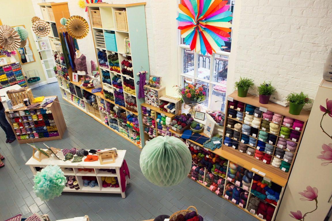 A Very Woolly Weekend : Woollywormhead blog