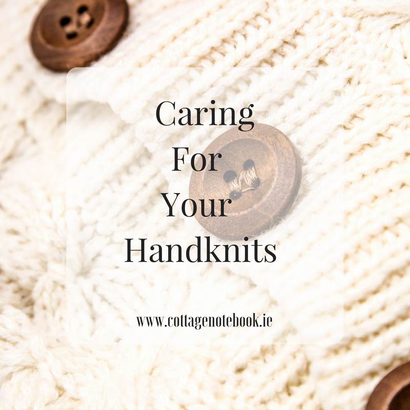 Caring for Handknits