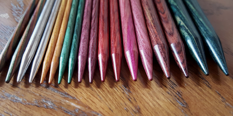 Craft | A Conversation About Knitting Needles