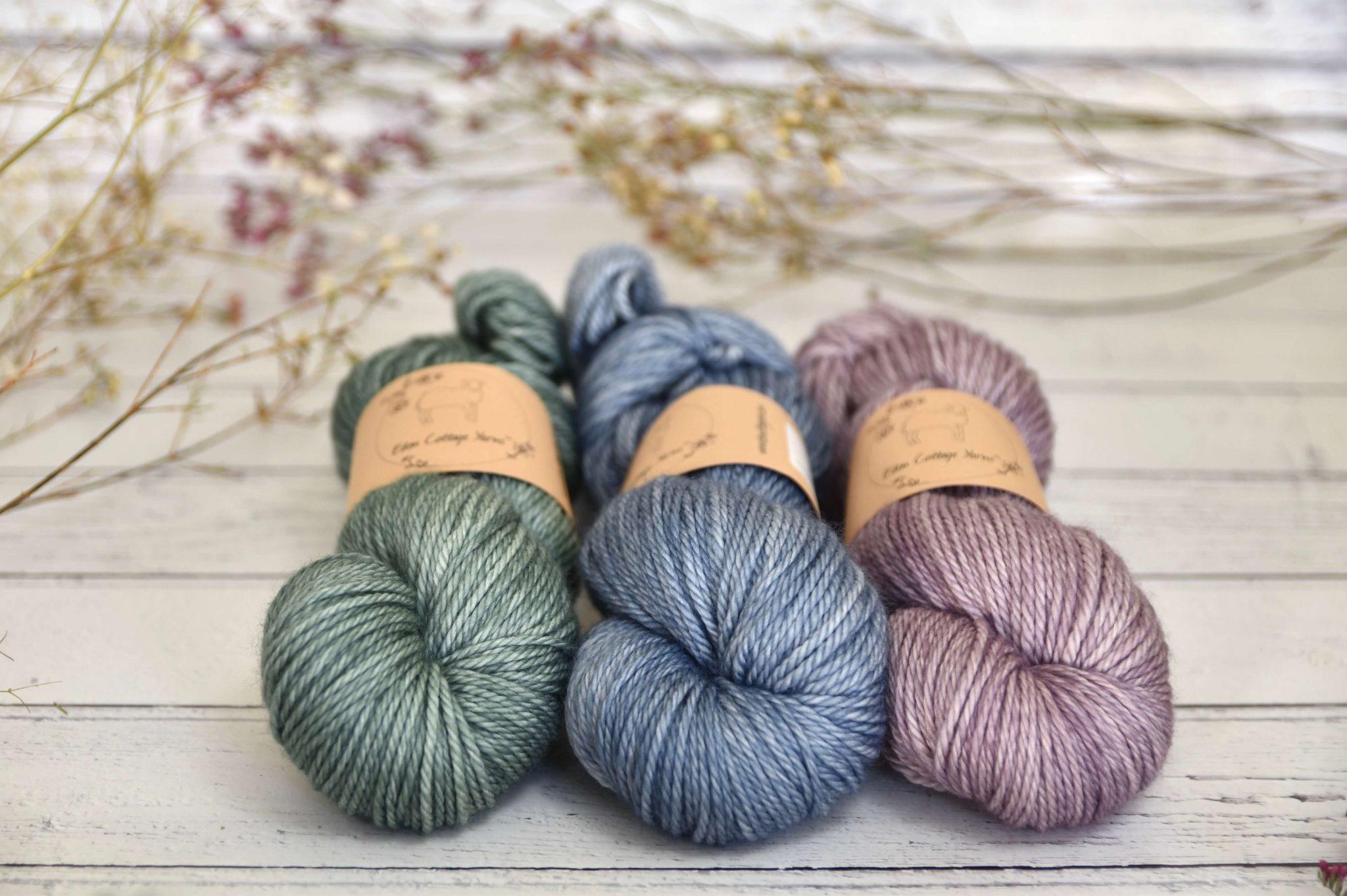Interview |  Eden Cottage Yarns