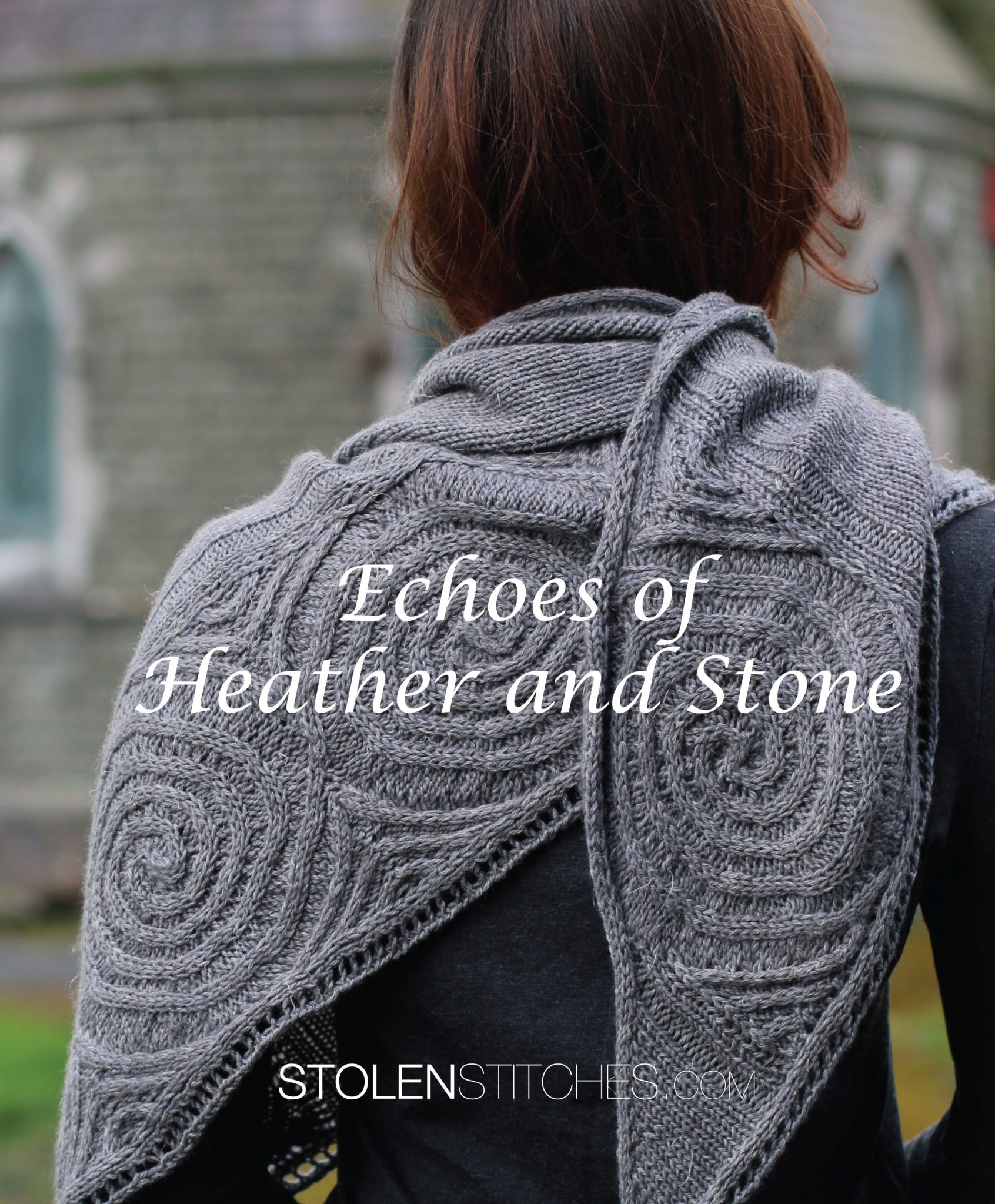 Echoes of Heather and Stone by Carol Feller