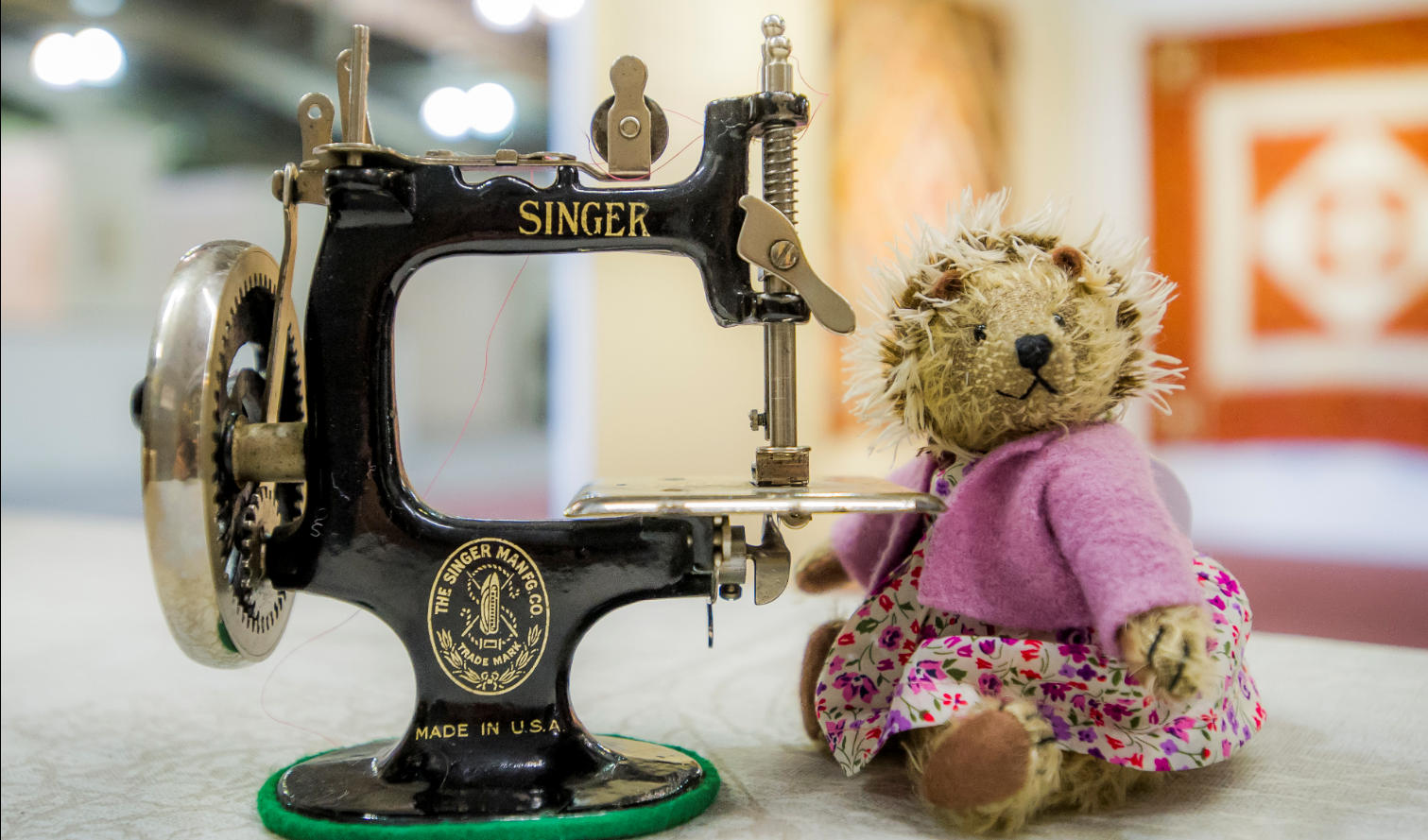 Craft| Knitting & Stitching Show Dublin, Nov 8th – 11th 2018.