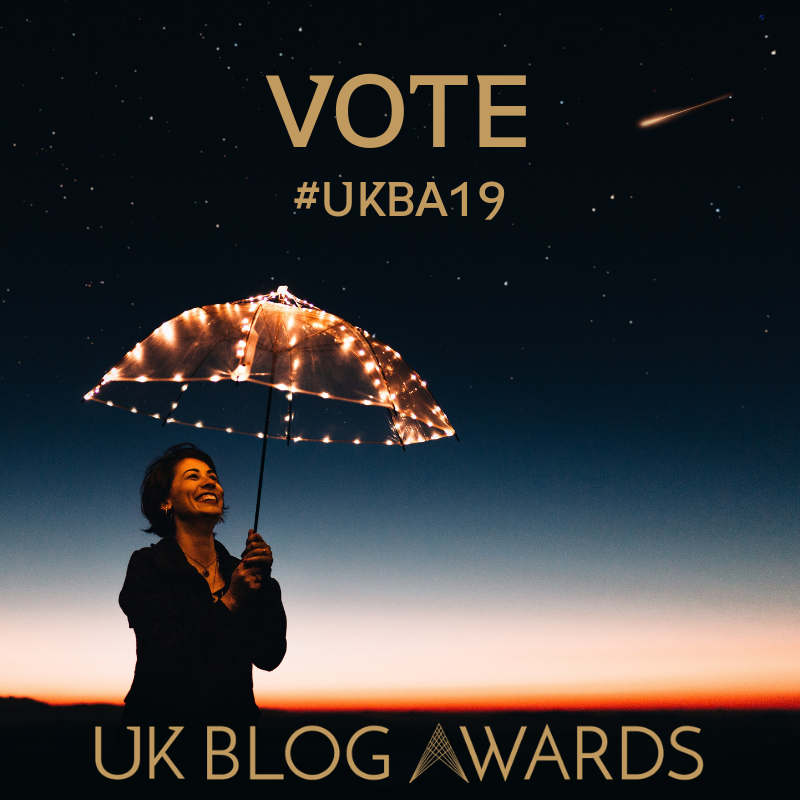 Love | UK Blog Awards