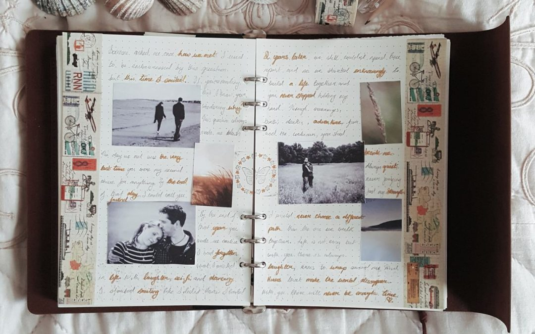My Planner Tine with Planning Jani & Sarah's Journal Life