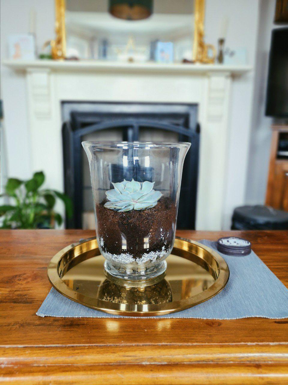 Indoor Planter DIY